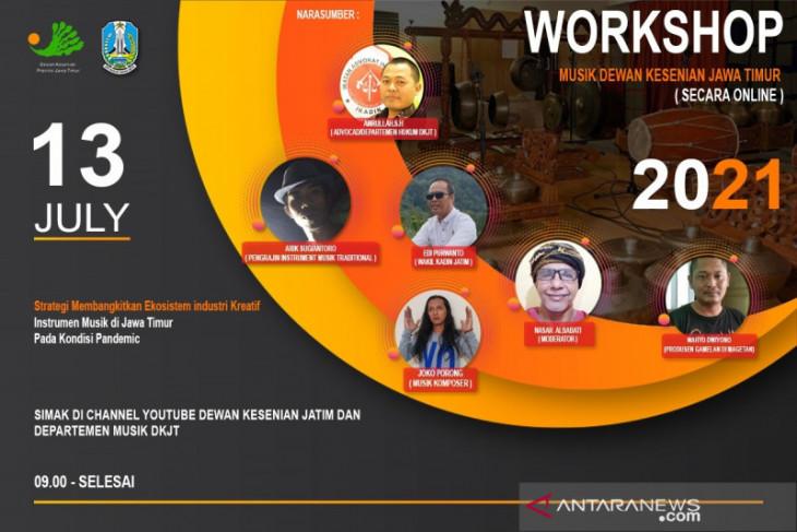 Wakil Ketua Kadin Jatim ingatkan pekerja seni akan potensi ekspor