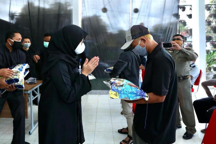 Dampak PPKM darurat, Pemkab Banyuwangi berikan bantuan kepada pelaku wisata Kawah ijen
