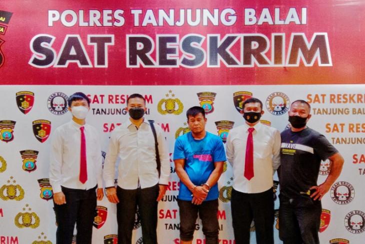 Polisi tangkap suami yang aniaya istri di Tanjung Balai