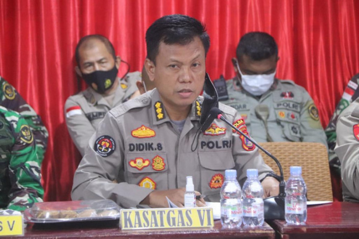 Polisi upayakan evakuasi jenazah teroris Poso lewat jalur darat