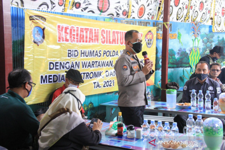 S Kalimantan Police open registration for COVID-19 vaccination in all precincts