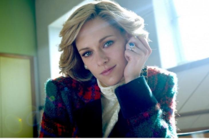 Interpretasi Putri Diana versi aktris  Kristen Stewart pukau Venesia