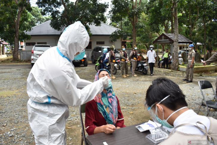 Tim gabungan kembali menemukan 23 warga tanpa masker di jalan raya