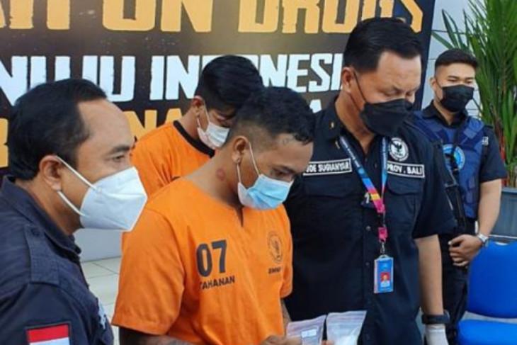 BNN Bali gagalkan peredaran sabu lewat ekspedisi