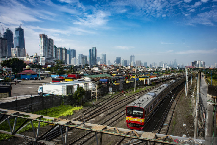 BPS catat ekonomi RI triwulan II-2021 tumbuh 7,07 persen