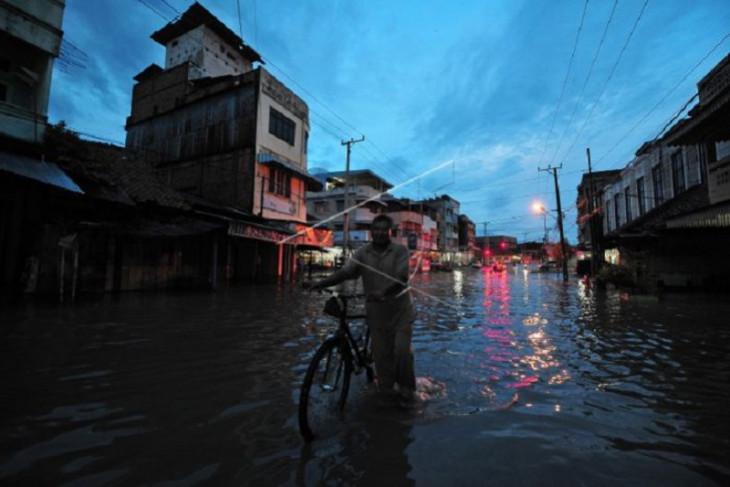 Banjir di Jambi