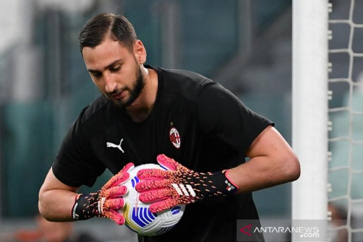 Gianluigi Donnarumma semakin dekat bergabung dengan PSG