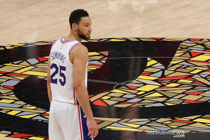 Basket NBA, Sixers jajaki opsi barter Ben Simmons