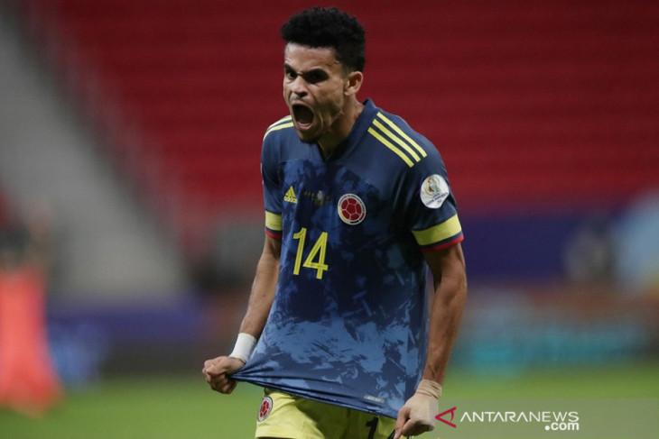 Luis Diaz pemain naik daun Copa America 2021