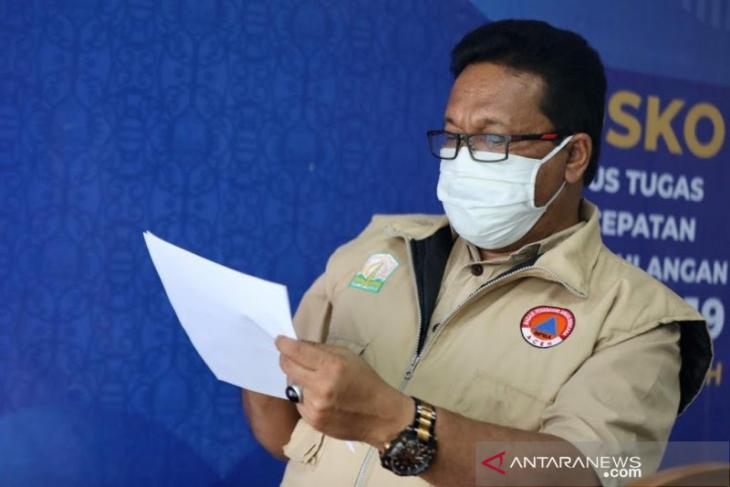 Banda Aceh jadi zona oranye, pasien COVID-19 bertambah 51 orang