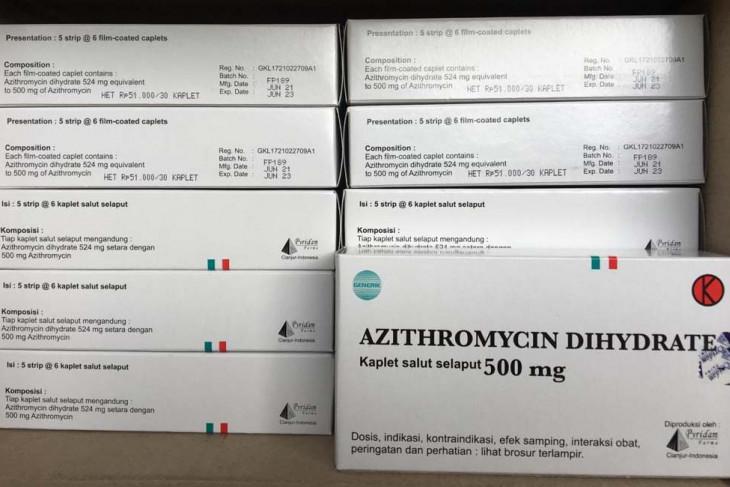 Pyridam Farma dukung pendistribusikan obat terapi COVID-19 sesuai HET
