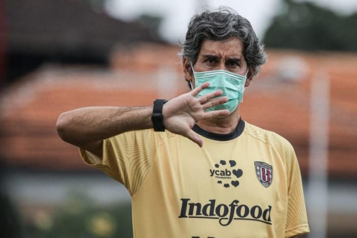 Coach Teco yakin Bali United tetap profesional jalani latihan mandiri