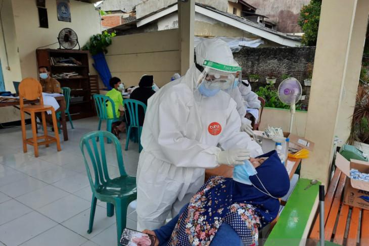 800 lebih pasien OTG di Tangerang jalani isolasi mandiri