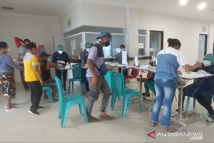 3.497 pasien di provinsi Papua Barat berjuang melawan COVID-19