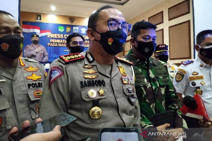 Polisi tidak jaga jalur tikus di penyekatan PPKM Darurat