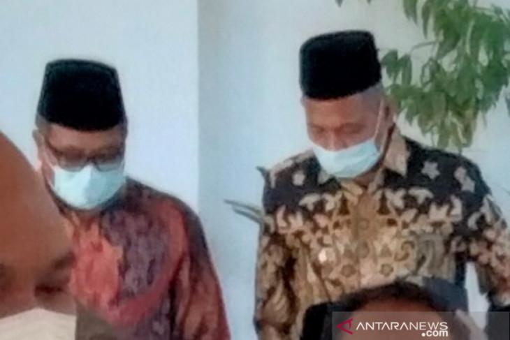 Begini akrabnya Bupati Aceh Barat dan Nagan Raya, seperti abang dan adik