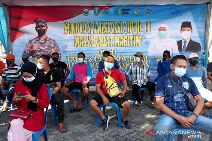 Hingga 13 Juli, Indonesia terima 137,6 juta vaksin dari 4  produsen