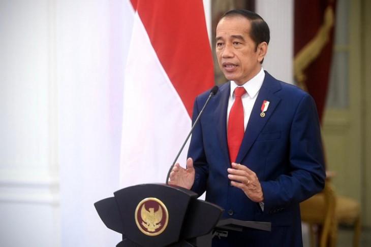 Presiden Jokowi: Vaksin itu