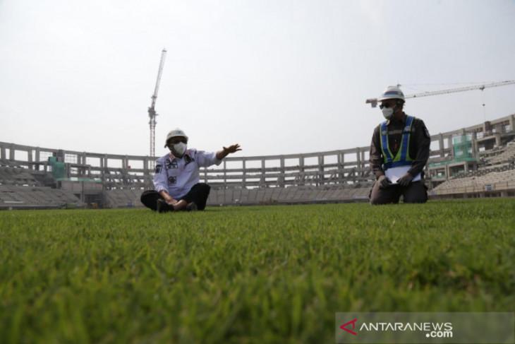 Di Bangun Era WH--Andika, Banten Memiliki Stadion Bertaraf Internasional