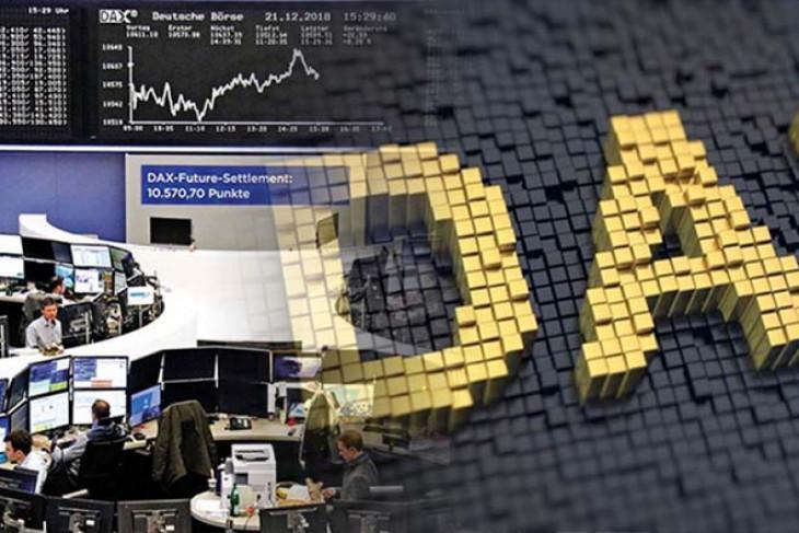 Saham Jerman sedkit menguat  mengacu Indeks DAX naik 0,37 persen