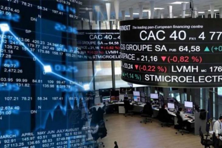 Indeks CAC 40 di BE terkerek 0,15 persen