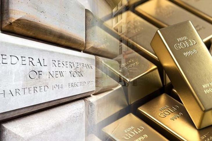 Harga emas terkerek di tengah melonjaknya inflasi AS