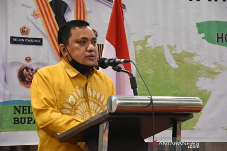 Penyerapan APBD Kabupaten Gorontalo baru capai 27,77 persen