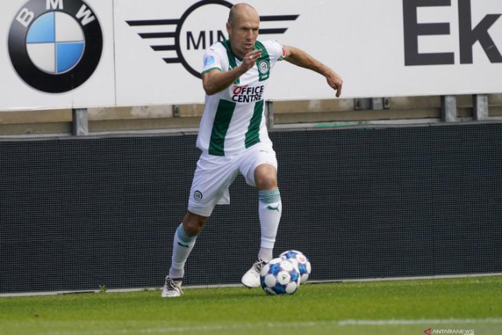 Arjen Robben umumkan gantung sepatu  kedua kalinya