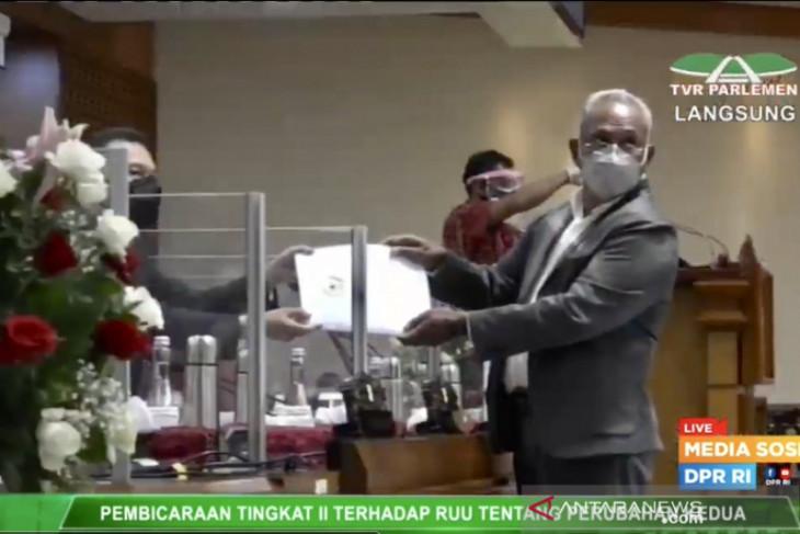 Rapat Paripurna DPR sahkan RUU Otsus Papua jadi UU begini poin pentingnya