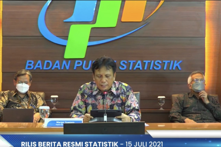 Indonesia's export performance in 2021 very promising: BPS