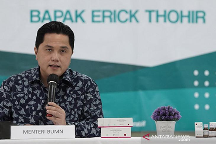 Menteri BUMN ingin Indonesia jadi negara
