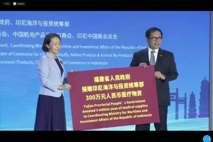 Lonjakan COVID-19 varian Delta, China beri bantuan medis dan vaksin senilai 7,8 juta dolar