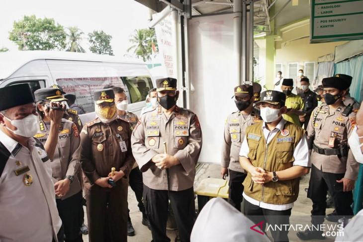 Polisi selidiki kelangkaan obat dan vitamin di Bengkulu