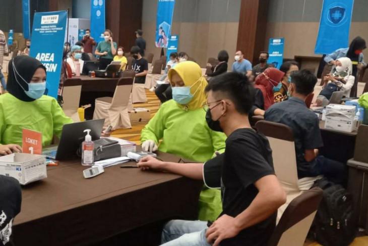 CIMB Niaga jadi koordinator program vaksinasi nasabah, karyawan, dan keluarga karyawan bank di Medan