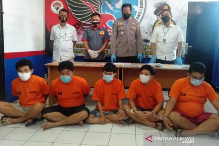 Polisi tangkap tujuh tersangka peredaran narkoba di Rejang Lebong