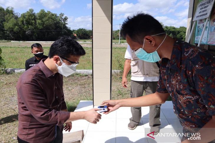 Wagub anjurkan rumah sakit di Jatim pasang konsentrator oksigen