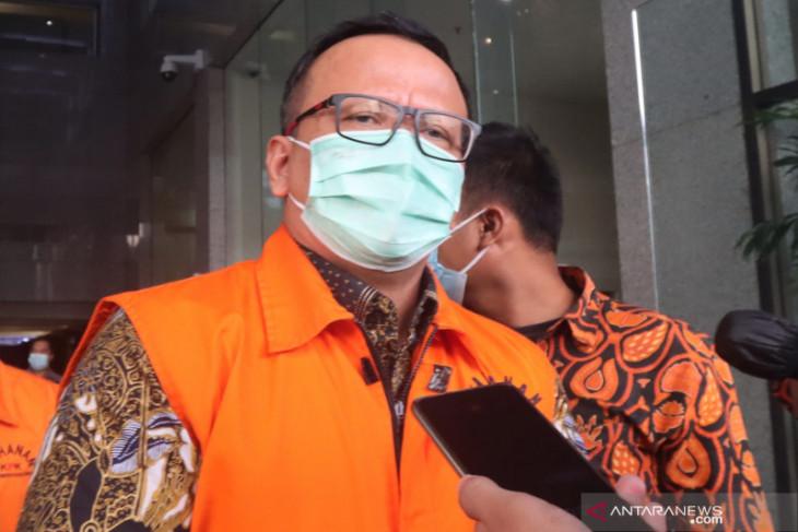 Eks Menteri KKP Edhy Prabowo ajukan banding terhadap vonis 5 tahun penjara