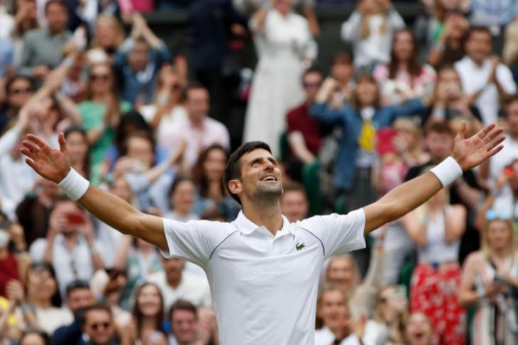 Djokovic di ambang GOAT?