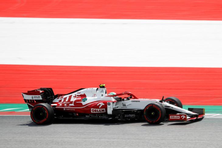 Alfa Romeo dan Sauber perpanjang kemitraan