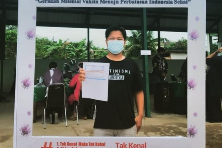 Devisi litbang IMTEK mengajak masyarakat untuk vaksinasi