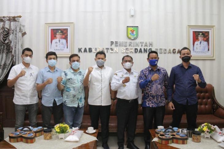 Bupati sambut baik Mahir Farm Nusantara lakukan qurban di Sergai