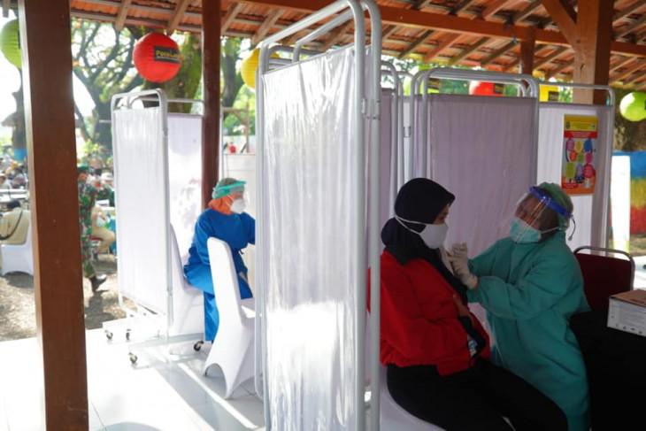 Warga Kabupaten Madiun sudah divaksin tercatat 148.290 orang
