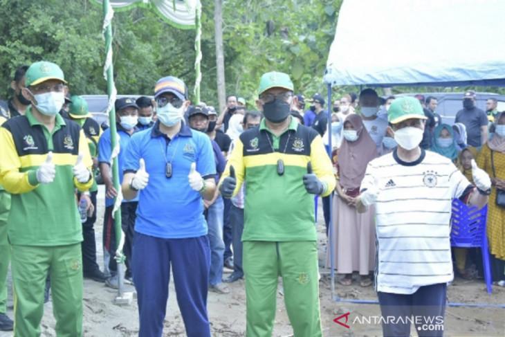 Kejari Kabupaten Gorontalo bangun gedung bagi anak yatim