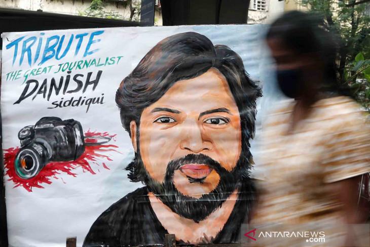 Jurnalis Reuters terbunuh saat meliput bentrokan Afghanistan-Taliban