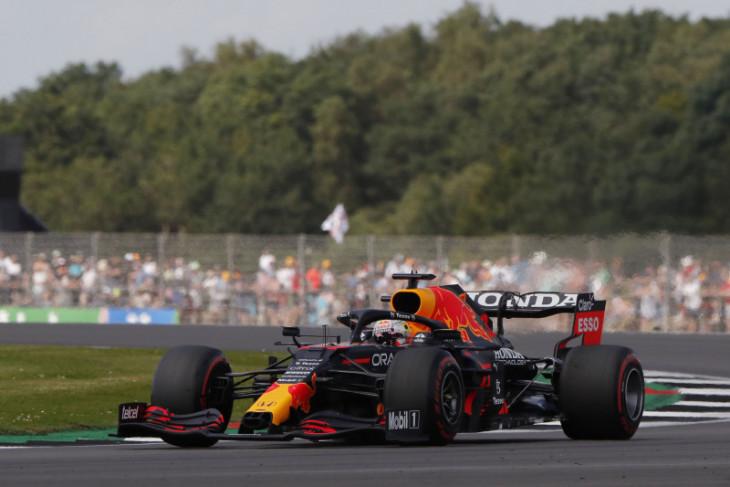Formula 1, Verstappen tercepat di FP1 GP Inggris