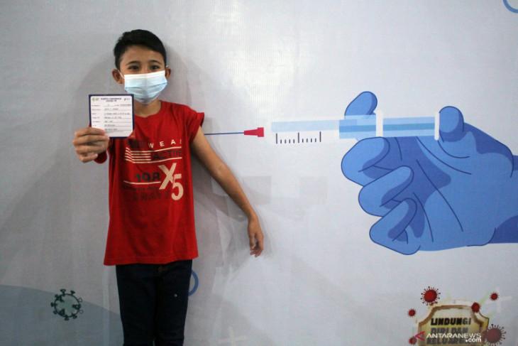 Dokter anak: Vaksinasi anak bisa dilakukan menggunakan vaksin Sinovac