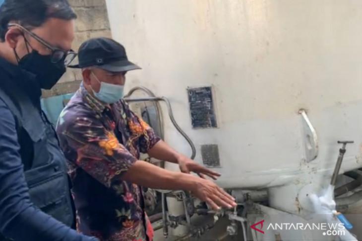 Wali Kota Bogor kunjungi stasiun pengisian oksigen pastikan pasokan