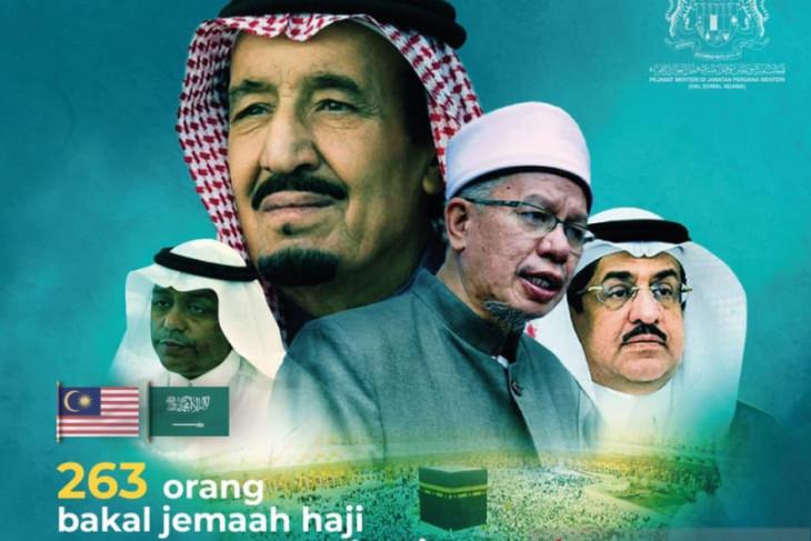 Jemaah haji Malaysia yang diloloskan  sudah menetap di Arab Saudi
