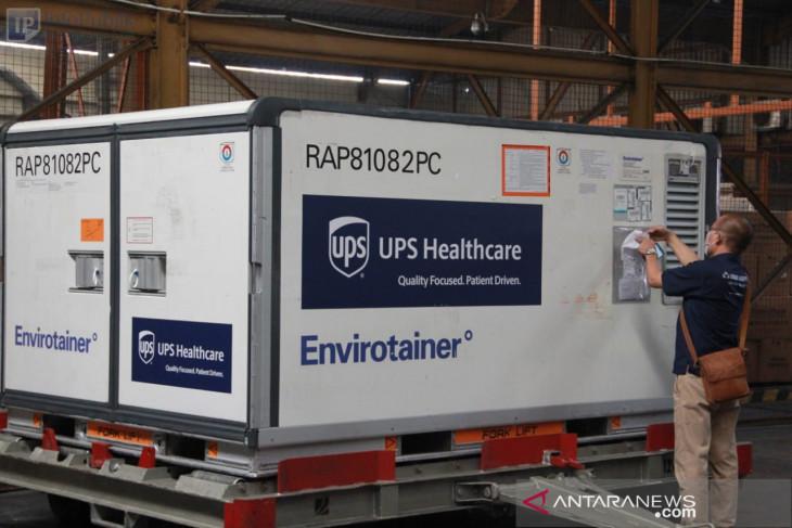 AstraZeneca  kirim 14,7 juta vaksin untuk Indonesia
