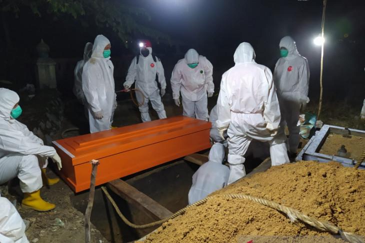 Satgas: pasien COVID-19 meninggal dunia di Bangka Barat bertambah lima